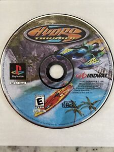 Hydro Thunder (Sony Playstation 1, PS1, 1999) Disc Only