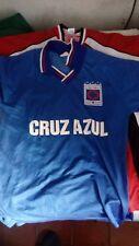 maglia Cruz Azul size L chest 52 cm Messico shirt football MATCH WORN RARE