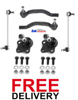 FOR VAUXHALL VIVARO TRAFIC TRACK ROD ENDS BALL JOINTS ANTI ROLL BAR DROP LINKS