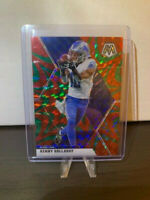 2020 Panini Mosaic Kenny Golladay Reactive Green Detroit Lions🦁 Card #74 NFL