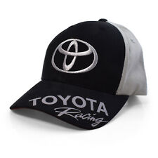 Toyota Racing Spolier Black Gray Baseball Cap