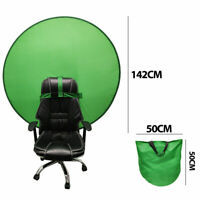 4.65ft Photo Collapsible Popup Green Screen Background Panel Screen Photography