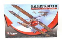 Mirage Hobby Kunststoff Modellbausatz 1:48 Flugzeug Halberstadt CL 2