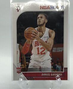 DANIEL GAFFORD. 2019-20 NBA Hoops. Rookie Card. Card #243. Chicago Bulls.