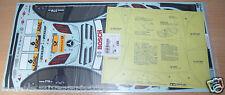 Tamiya 58433 Mercedes AMG DTM C Class 2008/TT01E 9495586/19495586 Decals/Sticker