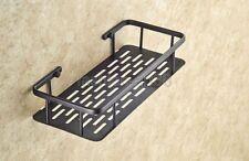 Shower Caddy Basket Bathroom Oil Rubbed Brass Cosmetic Shelf Storage/Rack fba528