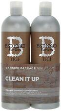 TIGI Bed Head Men Clean It Up (Shampoo & Conditioner)