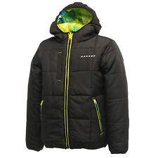 Dare 2b Indecisive Boy's Reversible Ski Jacket 34 Black