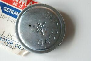 YAMAHA U5 U5D NOS OEM FUEL CAP GAS CAP METAL 116-24610-01-00