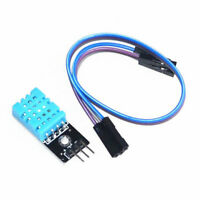 DHT11 Temperature and Relative Humidity Sensor Module for arduino +Dupont Cable-