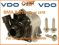 OEM BMW E60 E61 E71 E82 E88 E90 E92 F01 F02 F10 335i 535i WATER PUMP W/BOLTS KIT
