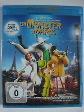 Ein Monster in Paris 3D - Luc Besson Animation, Ungeheuer, Kino, Theater, Kinder