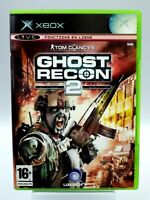 Jeu Xbox Ghost RECON 2 TOM CLANCY'S complet XBOX 360 PAL / FR