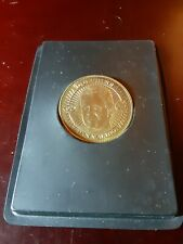 Dan Marino Miami Dolphins nfl football brass Coin limited edition 1997 #07