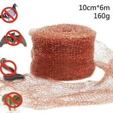 6M Stuf Copper Mesh For Rat Mouse Bat Rodent Snell Insect Control TOP S W6Q4