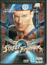 DVD : Street Fighter (1994) Jean-Claude Van Damme - Raul Julia