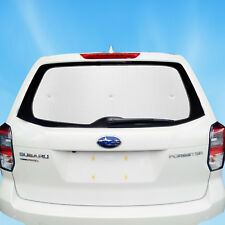 Fit For Subaru Forester 2014-2018 Rear Windshield  Privacy Sunshade