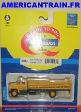 Camion Ford F-850 Stakebed HO 1/87 Athearn