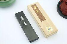 62g Best Super Fine Oil Soot InkStick Hukaiwen Calligraphy Painting Sumi-E 唐墨