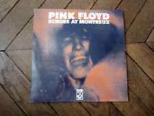 PINK FLOYD Echoes at Montreux 3LP Live in 71