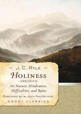 HOLINESS - RYLE, J. C./ MACARTHUR, JOHN (FRW) - NEW PAPERBACK BOOK