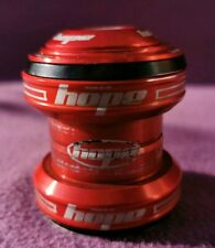 """VGC Red Hope external headset 1 1/8"""" EC34 cups with top cap and head doctor"""