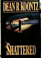 Shattered by Koontz, Dean Hardback Book The Fast Free Shipping