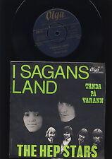 ABBA - The Hep Stars - Tända Pa Varann - I Sagans Land - SWEDEN