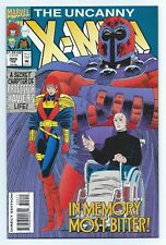 1994 Uncanny X-Men #309 Marvel Comics In Memory Most Bitter