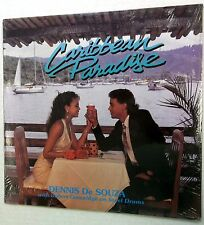 DENNIS De SOUZA Caribbean Paradise SEALED LP w Robert Greenidge 1993