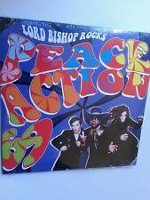 LORD BISHOP ROCKS Peace Action 69 CD new & sealed *harter Rock + groovender Funk