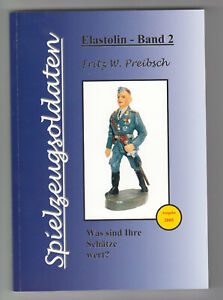 Elastolin -Spielzeugsoldaten - Katalog - Band 2 - neuwertig - Nachlass -