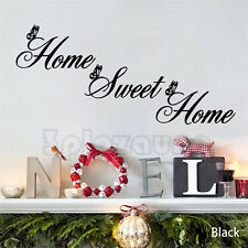 Sweet DIY Home Wall Quote Sticker Wall Decals Mural Art UNO