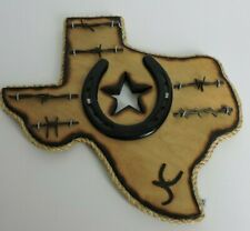 Texas Barbed Wire Display