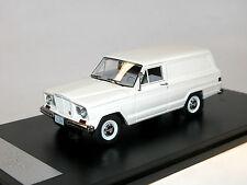 Great Lighting Models GLM 110101, 1962 Kaiser Jeep Panel Delivery Van, 1/43