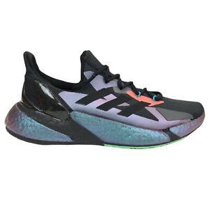 Adidas Mens 11.5 X9000L4 Boost Core Black Running Shoes FW4910