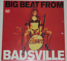 CRAMPS-BIG BEAT FROM BADSVILLE-COLOR VINYL-HYPE STICKER-BIG BEAT WIKAD-SEALED-LP