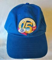 Disney Vacation Club Member 15 Years Embroidered Baseball Hat Cap Adjustable Fit