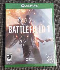 Battlefield 1 (Microsoft Xbox One, 2016) - Brand New & Factory Sealed !!