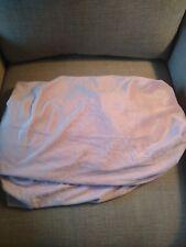 Super Soft Fitted Crib Sheet Purple Lavander by Little Journey