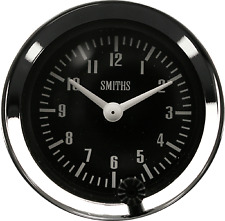NEW SMITHS TIME CLOCK  52mm DIA CLASSIC CAR , TRIUMPH STAG