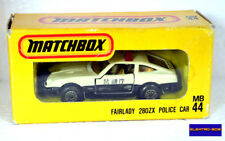 Matchbox Nissan Fairlady 280ZX Police [Rare Japan Issue] - New/Boxed/*RARE*