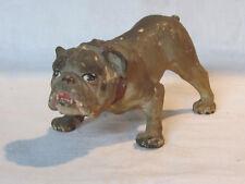 Fantastic antique vintage Bulldog dog figurine