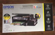 Epson Expression ET-3600 EcoTank All-in-One Inkjet Printer - Print, Copy, Scan