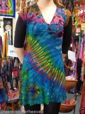 Viscose Short Dresses A-Line