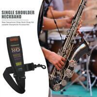 Ethnic Tenor Soprano Saxophone Harness Adjustable Sax Shoulder Neck Strap