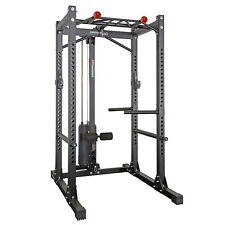 BARBARIAN Commercial Power Cage System 125kg Weight Stack BB-VP-31500 Rack Gym