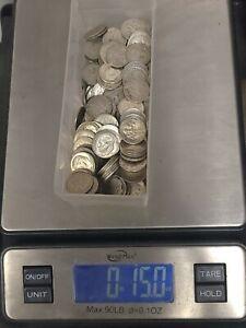 15 oz of Silver Roosevelt Dimes Lot