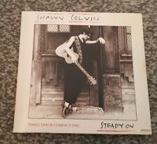 "Shawn Colvin - ""Steady On"" Rare 1990 CD Single (Used=EX)"