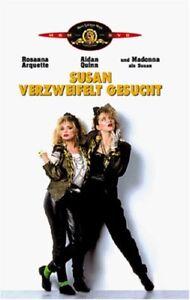 Susan ... verzweifelt gesucht  * DVD *  Madonna,  Aidan Quinn, Rosanna Arquette